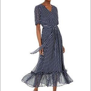 NWT - Calvin Klein maxi dress - size 10